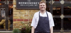 Meet the chef: James Donnelly