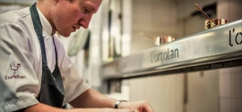 Meet the chef: Tom Clarke