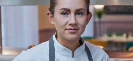 Meet the chef… Ruth Hansom