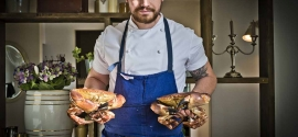 Meet the chef: Liam Dillon