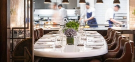 Best seat in the house  – our favourite chef's tables