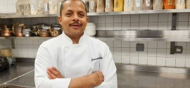 Meet the chef: Rajesh Parmar