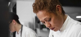 Meet the chef: Monica Galetti