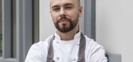 Meet the chef: Sam Astley-Dean, Church Road